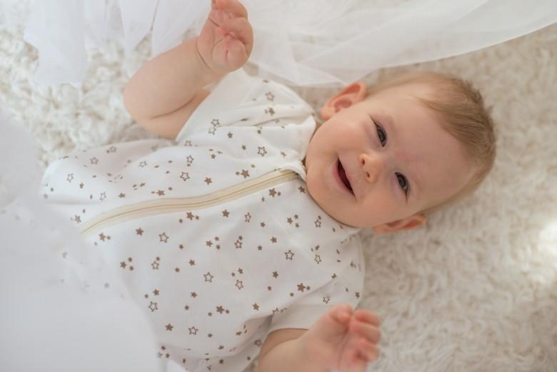 Vreće za spavanje za bebe od muslina - 7 zanimljivih činjenica