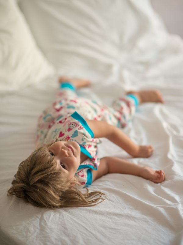 Liberina vreća za spavanje sa nogavicama - punjena - bez rukava - Majmunčići