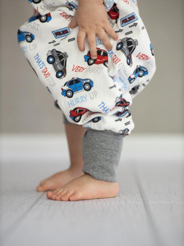 Liberina vreća za spavanje sa nogavicama - punjena - bez rukava - Taxi